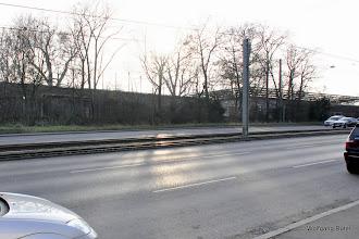 Photo: Wilhelma-Gelände mit Wirtschaftsgebäuden an der Pragstraße B 10