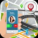 Caller ID Location - Phone Call Tracker icon