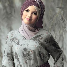 Cute Hijab by Hendra Sulistyawan - People Fashion
