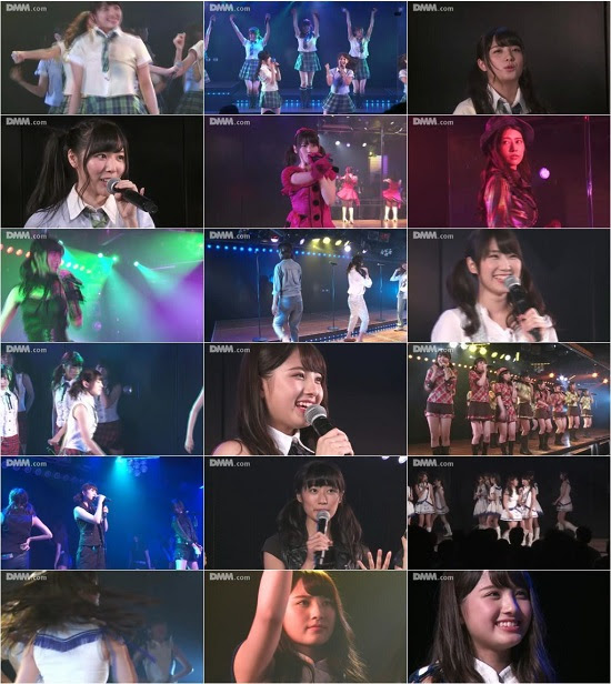 160917 AKB48 「僕の太陽」公演 大和田南那 生誕祭 1800