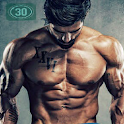 Gym Workout & Fitness Trainer icon
