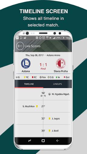 Live Score u2013 Live Football Updates Apk 2