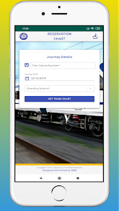 Rail Chart-IRCTC Vacant Seats Apk  Download For Android 6