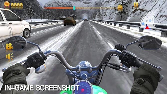 Moto Racing Rider Android 11