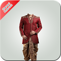 Sherwani Photo Suit icon