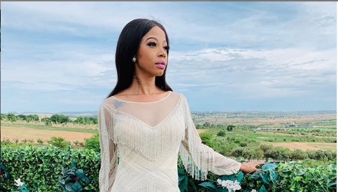 Kelly Khumalo hits back at 'blackface' criticism: I hope one day we see beyond skin colour - TimesLIVE