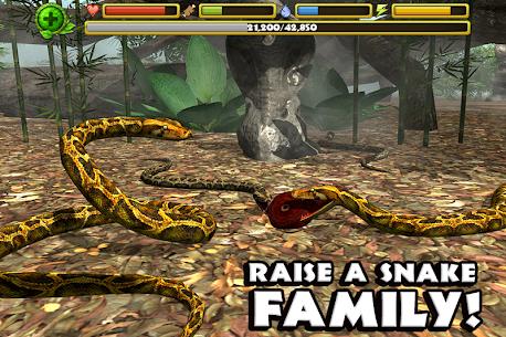 Snake Simulator Mod Apk 1.5 [DINHEIRO INFINITO] 5