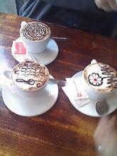 Photo: Takie cappuccino dostaliśmy!