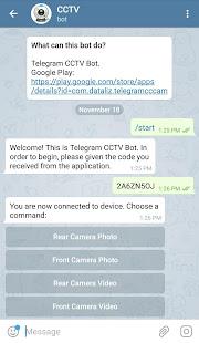 CCTV per Telegram