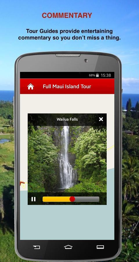 Full Maui GyPSy Driving Tour- screenshot