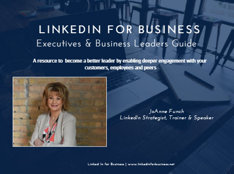 LinkedIn Executives & Business Leaders Guide