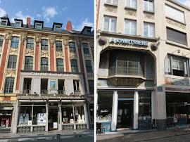 culturele stad lille - facades