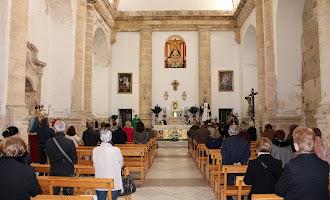 Celebración eucarística de San Antón