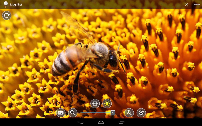 Smart Magnifier - screenshot