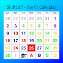 ShiftCal® - the FF Calendar icon