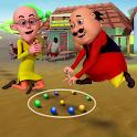 Motu Patlu Kanche Game icon