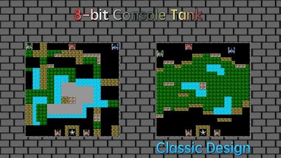 8-bit Console Tank for PC-Windows 7,8,10 and Mac apk screenshot 6