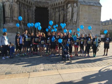 L'Arche à Reims : Run in Reims 2019