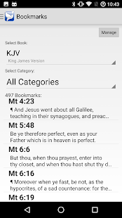PocketBible Bible Study- screenshot thumbnail