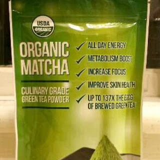 Boost Your Health with Kiss Me Organics' Organic Green Tea Powder and Giveaway ~ CAN 01/31