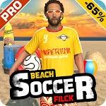 Beach Soccer Flick Pro Icon