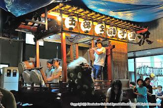 Photo: 【平成20年(2008) 宵々宮】  本番前最後の囃子連の練習。