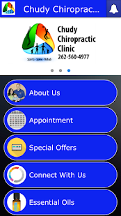 Chudy Chiropractic Clinic- screenshot thumbnail