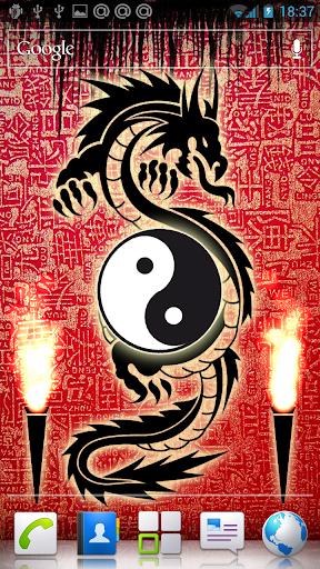 Live Wallpaper Yin-Yang