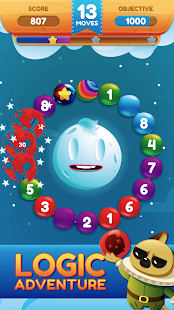 Circle Sweep - Logic Puzzle!- screenshot thumbnail