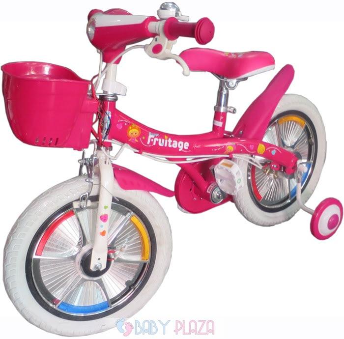 Xe đạp trẻ em 16-392 có nhạc đèn 1