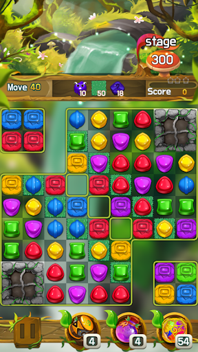 Candy forest fantasy : Match 3 Puzzle  screenshots 6