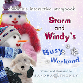 The Winters, Storm & Windy's Busy Weekend