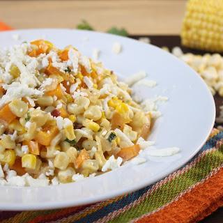 Chipotle Corn Maque Choux