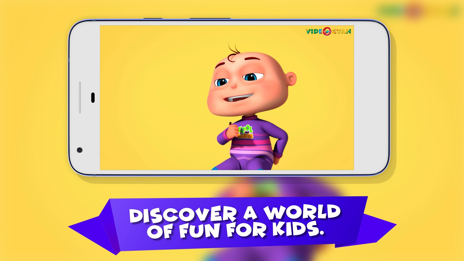 Kids Learn Phonics: ABC Songs, Cartoons & Rhymes.- screenshot