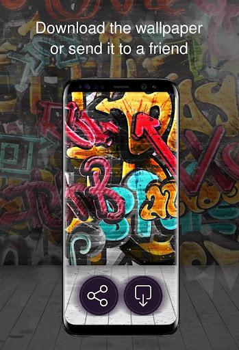 Graffiti Wallpapers 1.0.12 screenshots 6