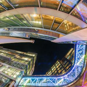 Google at night fisheye D300 9.jpg
