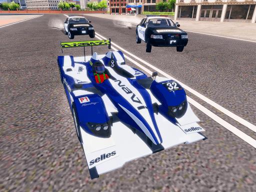 سيارة رياضية - لقطات شاشة محاكاة الانجراف الكبرى 2019 3