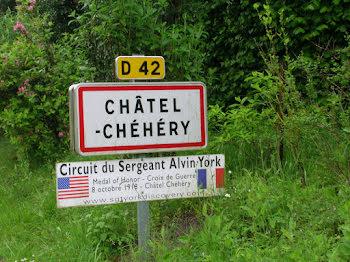 maison à Chatel-Chéhéry (08)