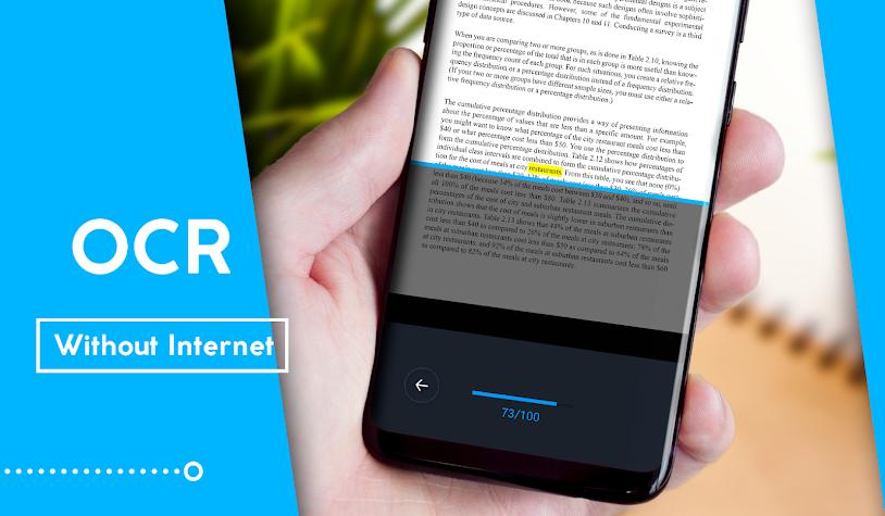 Free PDF Scanner with OCR - PrimeScanner Screenshot
