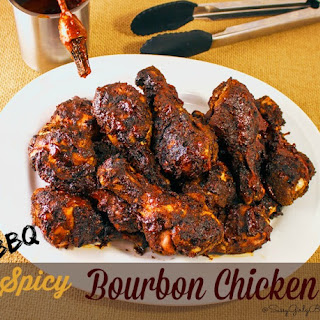 BBQ Spicy Bourbon Chicken – Awesome Grilled Sunday Dinner Ideas