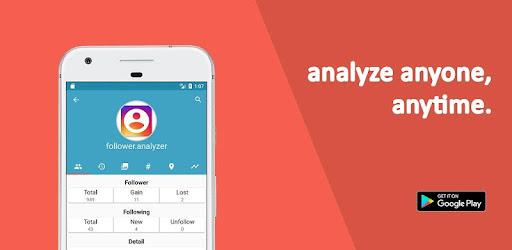 Follower Analyzer for Instagram – Apps on Google Play