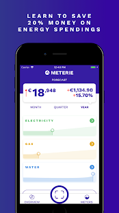 Download Meterie - Energy bills under Control  apk screenshot 3