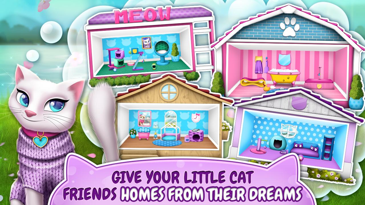 Jeux de maison de chat applications android sur google play for Decoration maison games
