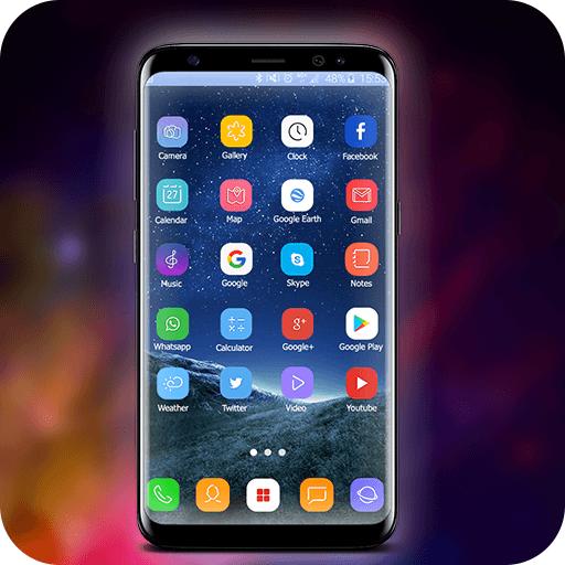 Theme for Samsung S8 Edge (app)