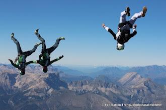 Photo: Freefly 3Style en entrainement à Gap, Photo Sébastien Chambet