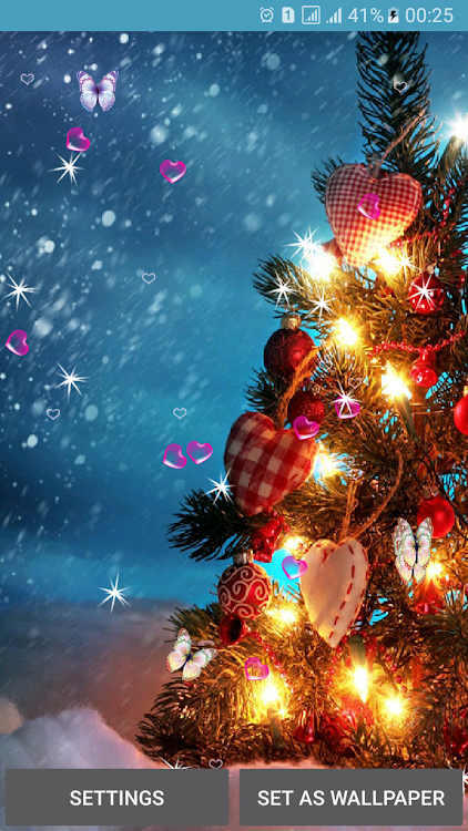 Christmas Live Wallpapers Android Applications Appagg