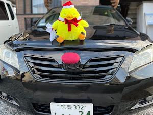 カムリ ACV40のカスタム事例画像 ケロロさんの2020年12月25日09:19の投稿