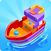 Merge Ship: Idle Tycoon icon