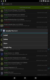 Installer Pro – Install APK 9