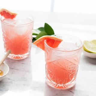 HONEY PALOMA COCKTAIL Recipe